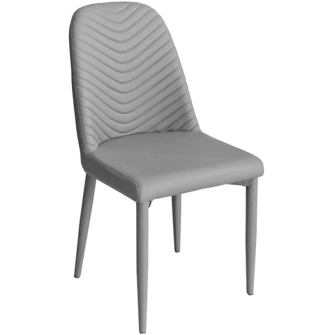 Riversway Dining Chair Grey-Furniture-Retail Therapy Interiors