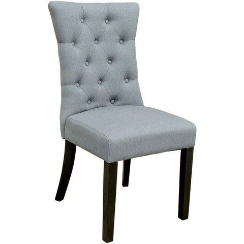 Sanderson Dining Chair Grey-Furniture-Retail Therapy Interiors