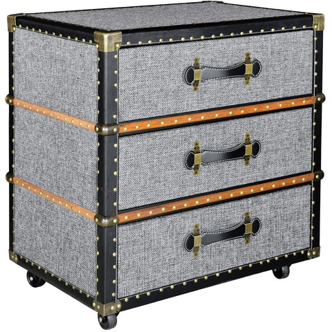 Santa Fe Three Drawer Unit-Furniture-Retail Therapy Interiors