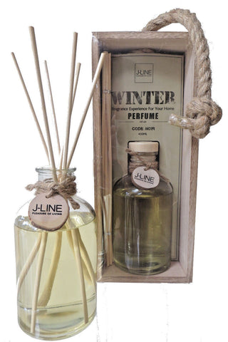 Scented Reed Diffuser Noir 450ml-Accessories-Retail Therapy Interiors