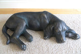 Sleepy Dog Ornament-Accessories-Retail Therapy Interiors