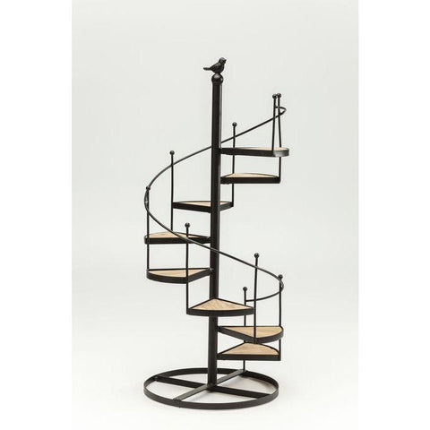 Spiral Stairs Shelf Mini 56cm-Furniture-Retail Therapy Interiors