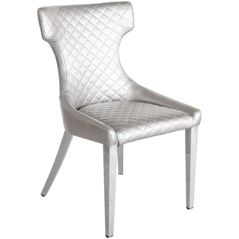Stamford Dining Chair Silver-Furniture-Retail Therapy Interiors