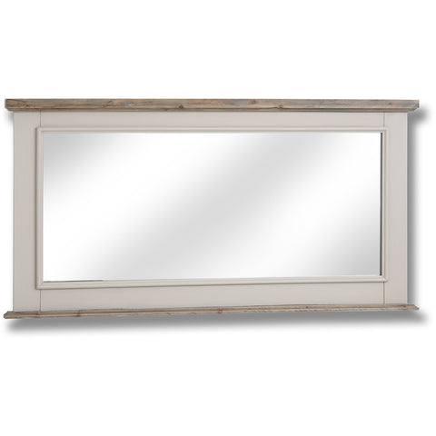 Studley Over Mantle Mirror 105cms-Mirrors-Retail Therapy Interiors
