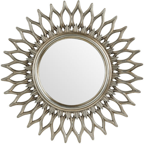 Styro Wall Mirror 90cm-Mirrors-Retail Therapy Interiors