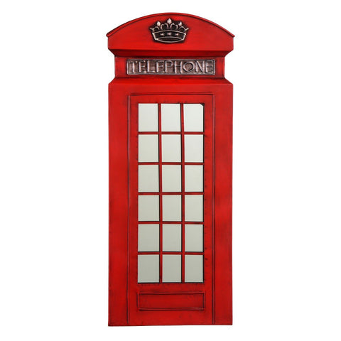 Telephone Box Wall Art-Wall Art-Retail Therapy Interiors