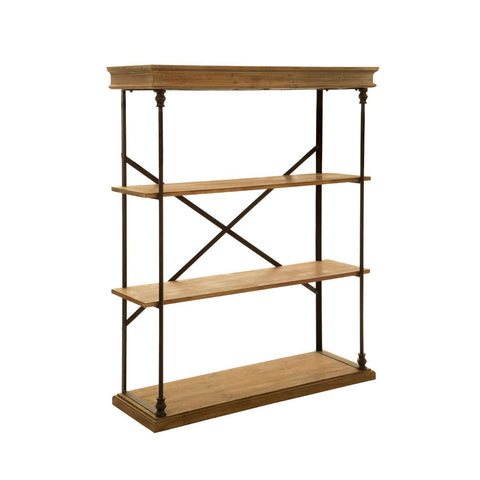 Tribeca 3 Tier Shelf Unit-Furniture-Retail Therapy Interiors