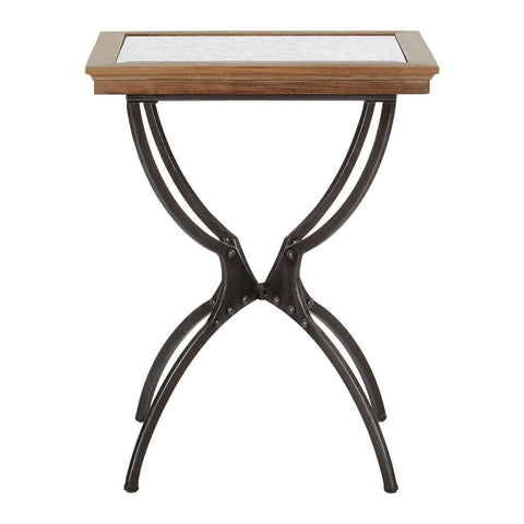 Tribeca Square Side Table-Furniture-Retail Therapy Interiors