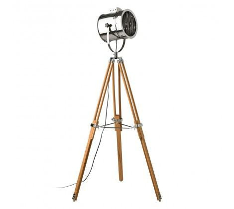 Tribeca Tripod Floor Lamp-Lighting-Retail Therapy Interiors