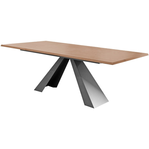 Veneer Dining Table-Furniture-Retail Therapy Interiors