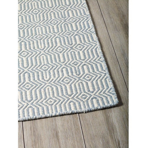 Versatile Easy Clean Indoor Outdoor Sky and Light Cream Rug DP14-Soft Furnishings-Retail Therapy Interiors