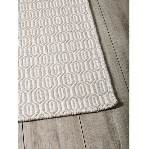 Versatile Easy Clean Indoor Outdoor Taupe and Light Cream Rug DP12-Soft Furnishings-Retail Therapy Interiors