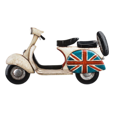 Vespa Scooter Wall Art-Wall Art-Retail Therapy Interiors