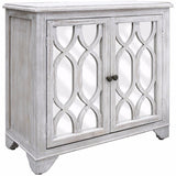 Washed Ash 2 Door Cabinet-Furniture-Retail Therapy Interiors
