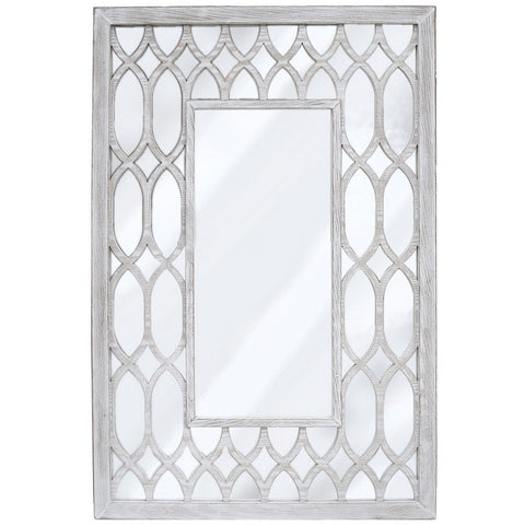 Washed Ash Wall Mirror 120cm-Mirrors-Retail Therapy Interiors