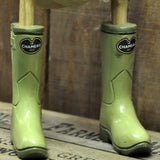 Wooden Duck Le Chameau Welly Boots-Accessories-Retail Therapy Interiors