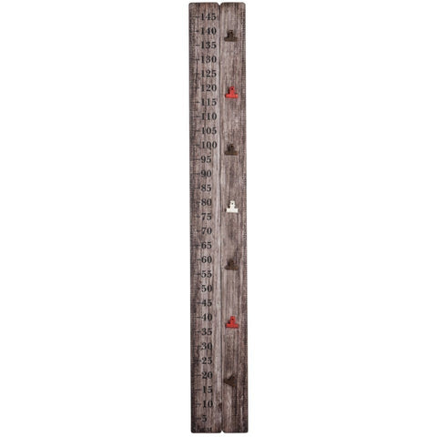 Wooden Ruler Photo Holder-Accessories-Retail Therapy Interiors