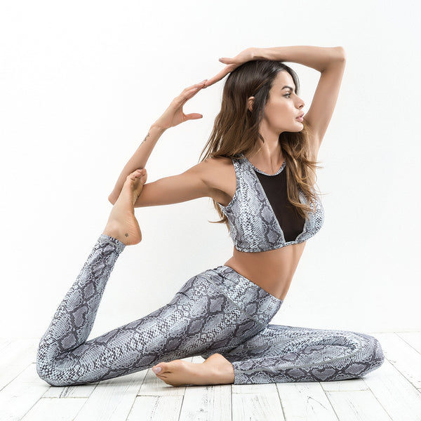 Siliana Kundalini Mesh Fitness Set