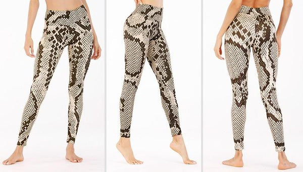 Rattle Me Slim Yoga Leggings