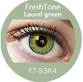 Colour Lenses - Laurel Green