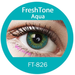 Colour Lenses - Aqua