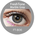 Colour Lenses - Marble Gray