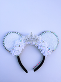 Bride Mouse Ears Disney
