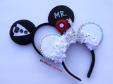 Wedding Mouse Ears Disney