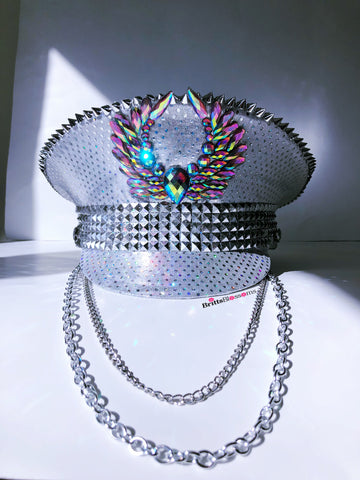 Burning Man Captain Hat