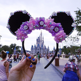 Tangled Mouse Ears at Magic Kingdom