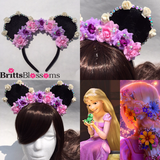 Rapunzel Tangled Mouse Ears
