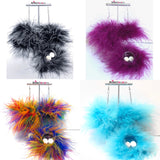Stash Fluff Earrings
