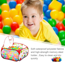 Toddler Play Ball Pool Tent