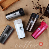 Stainless Steel Travel Coffee Thermos