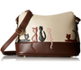 Stylish Five Kittens Crossbody-Limited Edition