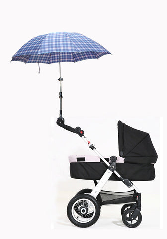 Umbrella Holder for Baby Stroller With Adjustable Umbrella Bracket by Baby in Motion