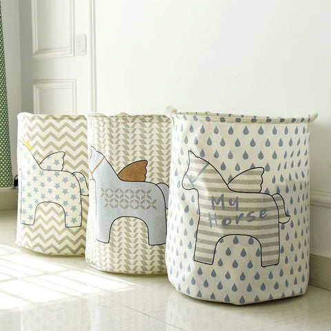 Angel Horse Storage Baskets by Baby in Motion