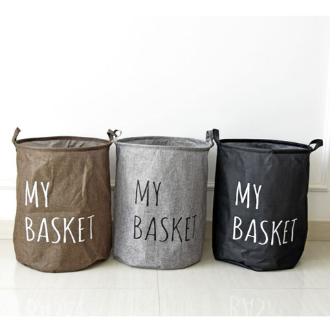 My Basket Hamper by Baby in Motion