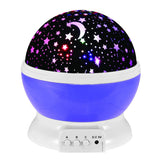 Galaxy Projector by Baby in Motion
