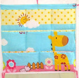 Cartoon Crib Storage Bag by Baby in Motion