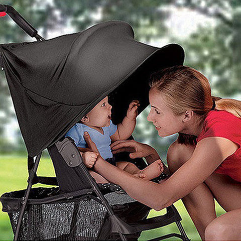 Universal Baby Stroller Shade Canopy by Baby in Motion