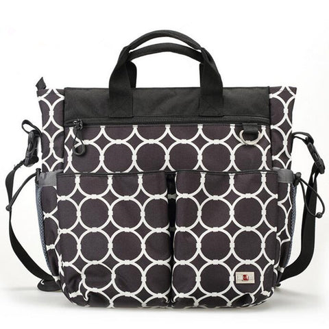 Oakwood Large Diaper Bag by Baby in Motion