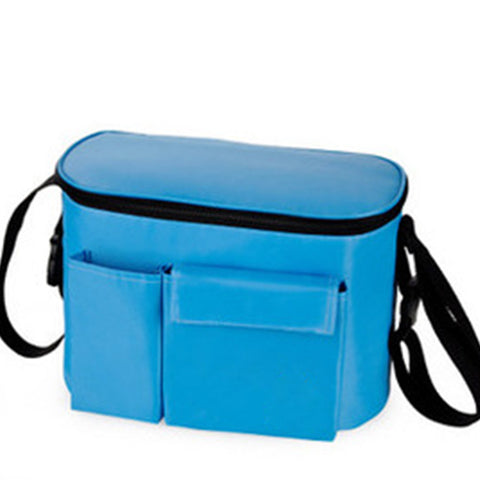 Tahoe Solid Changing Bag by Baby in Motion