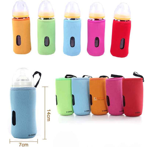 Thick baby Bottle Warmers by Baby in Motion