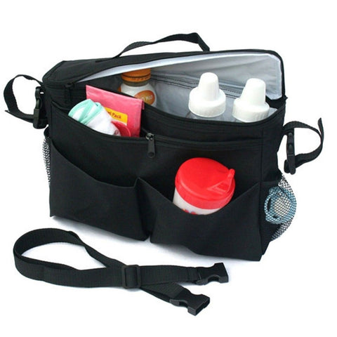 Insulated Organizer Cooler Bag by Baby in Motion