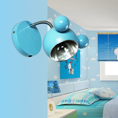 Mouse Wall Lamp by Baby in Motion
