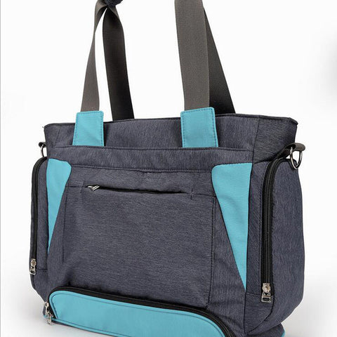 Harbor Over the Shoulder Diaper Bag by Baby in Motion