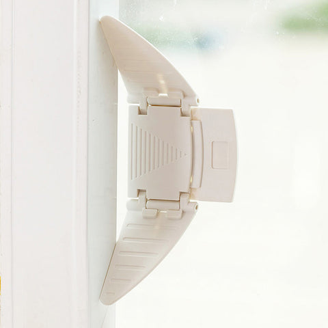 Baby Safety Locks for Gates, Windows, Sliding Doors by Baby in Motion