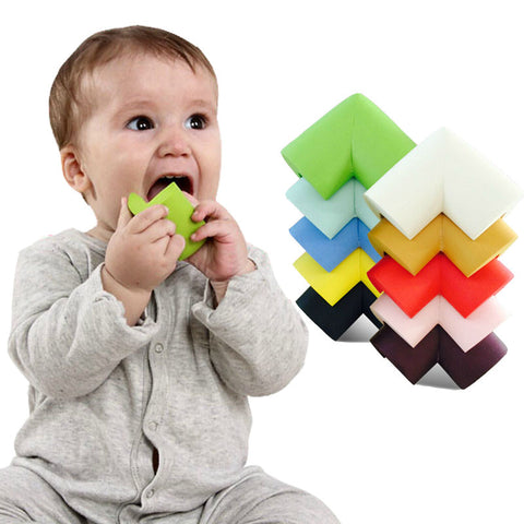 8-Pack Soft Baby Safe Square Corner Protector by Baby in Motion