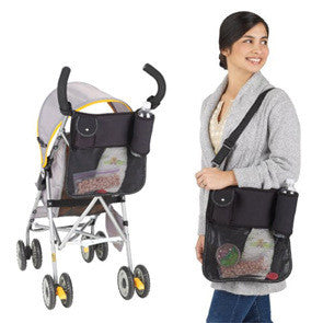 Hybrid Storage and Shoulder Bag by Baby in Motion